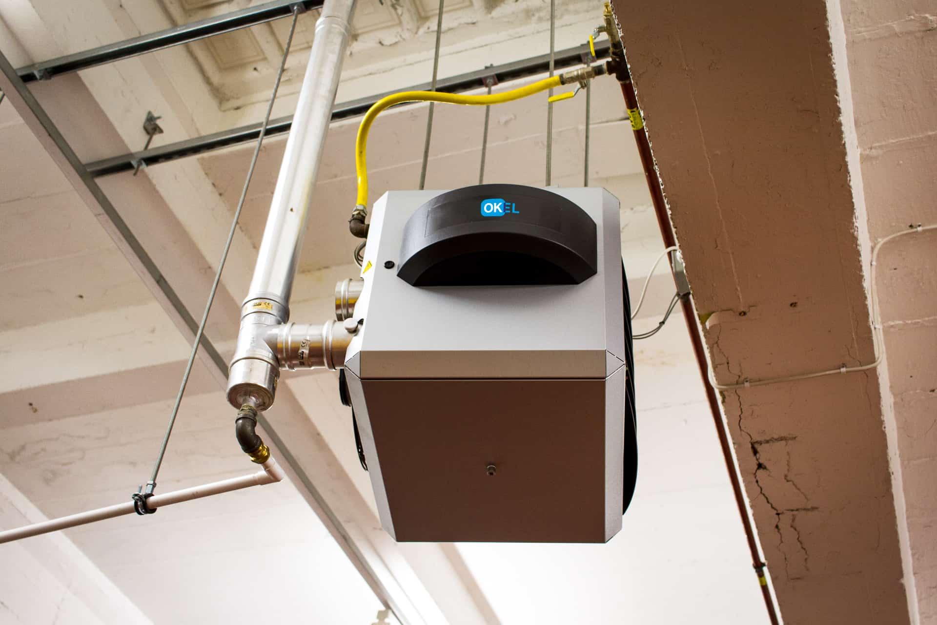 OKEL Warm Air Heating System