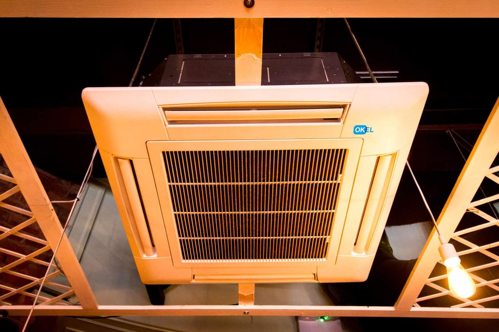 OKEL Ducted Heating