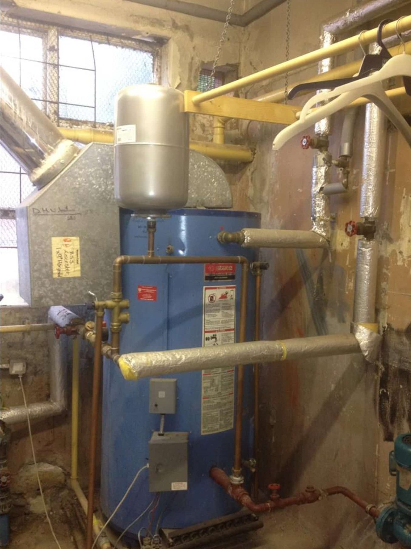 Water Heating Boiler