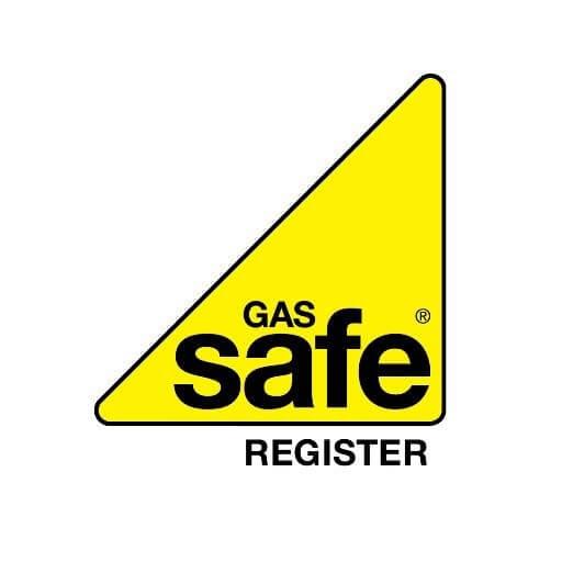 Gas Safe register accredited logo