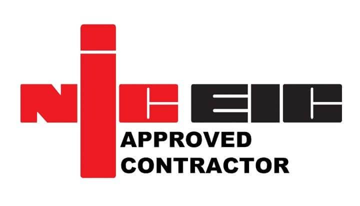 NIC- EIC accredited logo